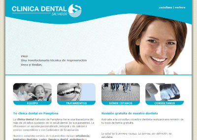 Clínica dental Salvador
