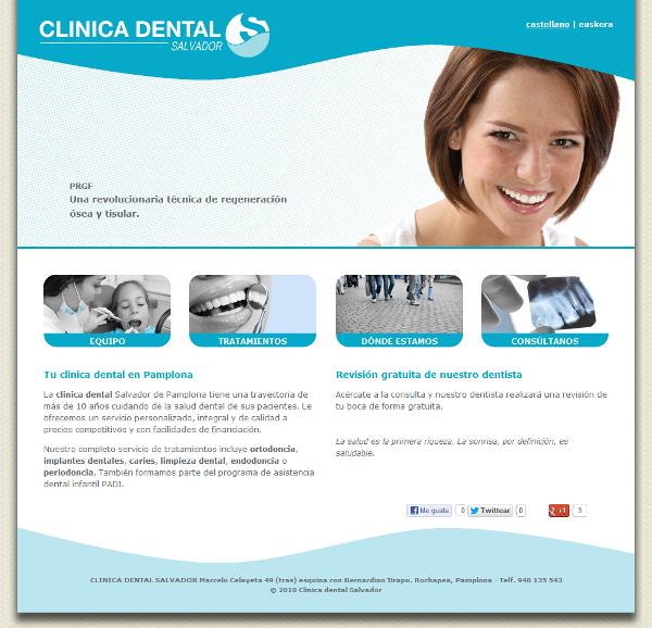 Clínica dental Salvador