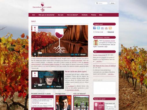 Deconstruint el vi català